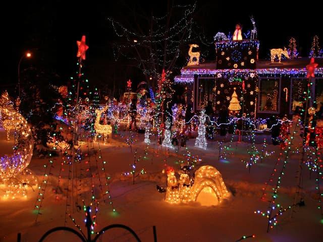 El tour de Luces de Navidad despierta toda la magia
