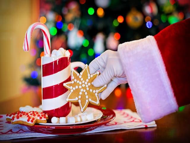 Esperar a Santa Claus es parte de la magia de la Navidad en Nueva York