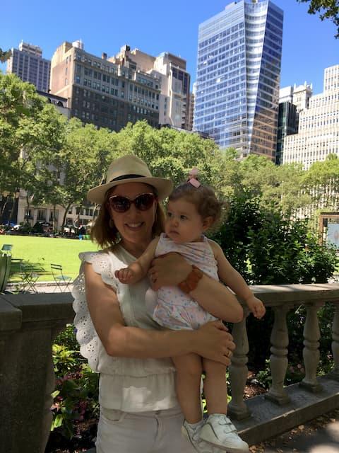 Como destino familiar, Nueva York es perfecto