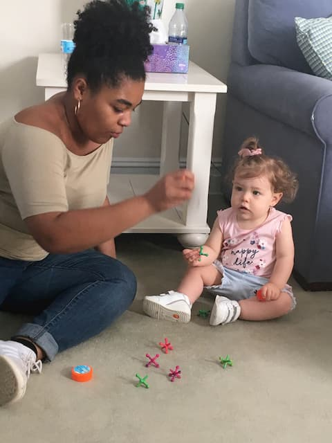 Contratar una niñera en Nueva York