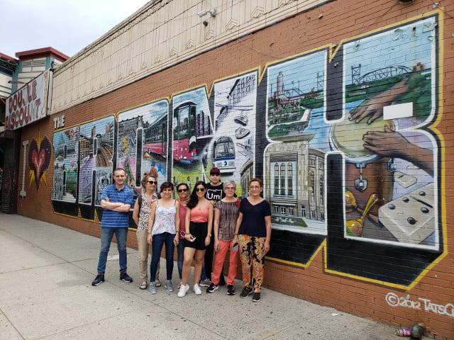 Tour de Contrastes te permite conocer otros barrios en familia