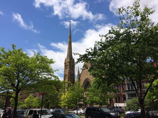 El Tour de Harlem permite a la familia conocer un barrio histórico de Nueva York