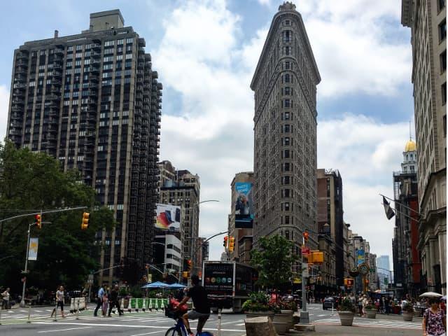 Viajar a Nueva York para mejorar el vocabulario