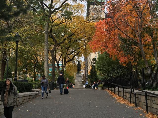 El otoño en Nueva York es ideal para visitarlo