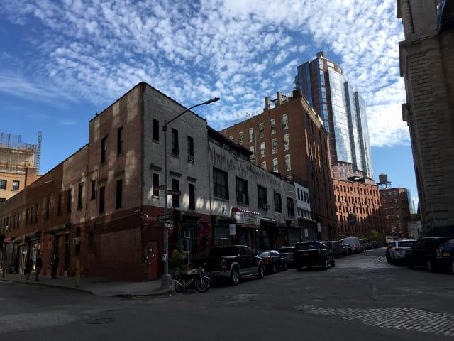 Brooklyn como lugar principal de Un árbol crece en Brooklyn