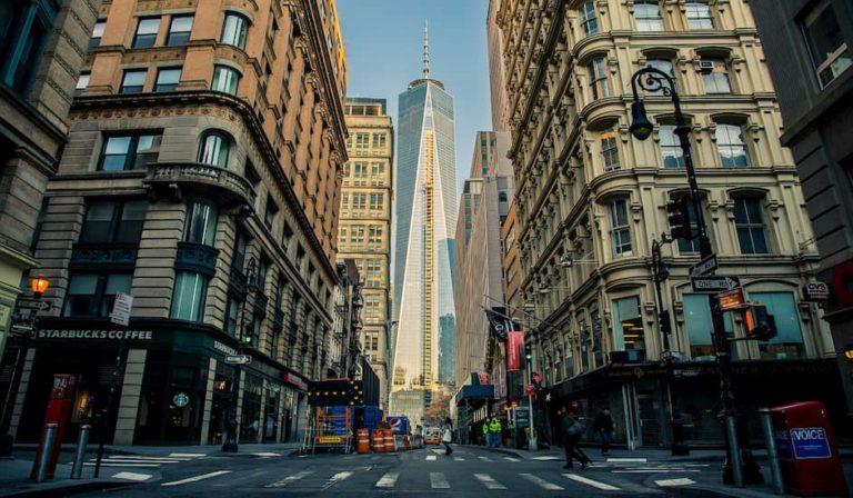 Es posible encontrar muchas rincones secretos de Nueva York como este