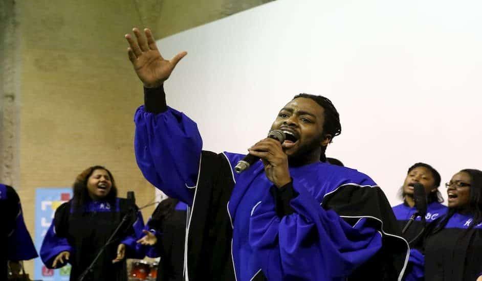 Viviendo el Gospel en Tour de Harlem