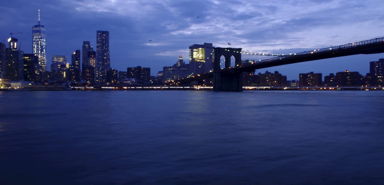 Tour nocturno de Nueva York panorámico