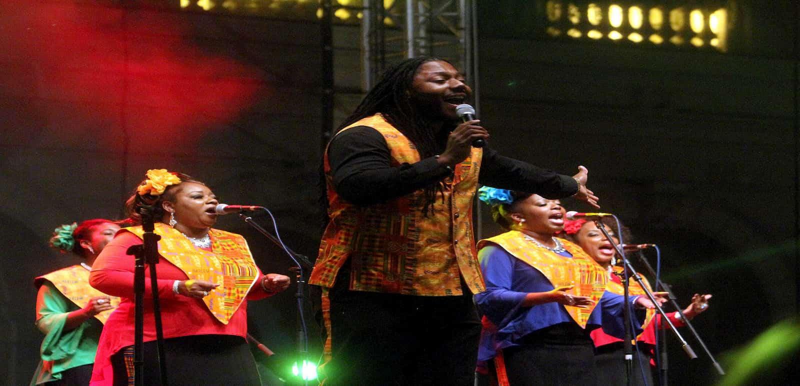 Tour combinado de Harlem y Contrastes que incluye misa Gospel