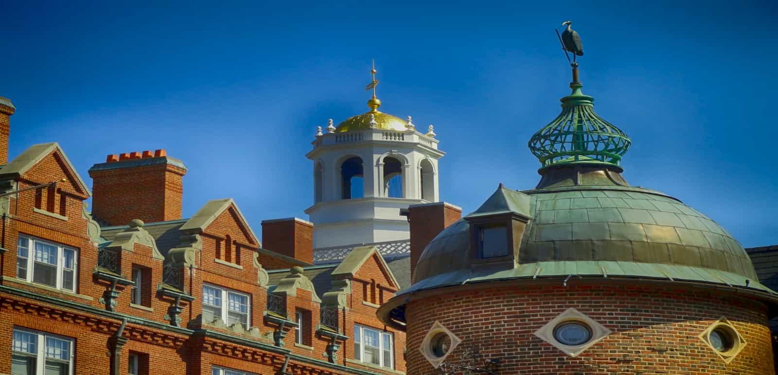 Vistando Harvard durante la Excursión a Boston
