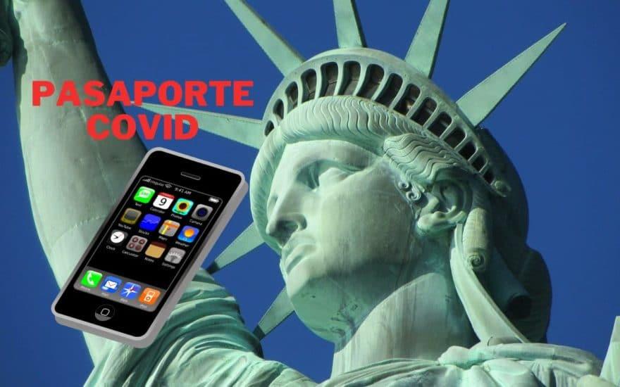 Pasaporte Covid en Nueva York, ¿cómo afectará al turismo?