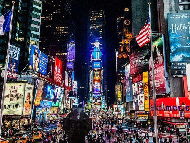Escaparates de Nueva York
