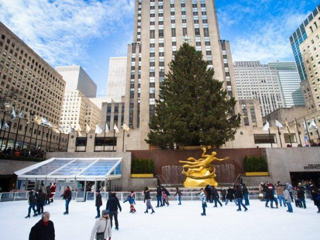 Ideas para regalos de navidad de Nueva York